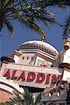 Aladdin Hotel and Casino, Las Vegas, Nevada, USA