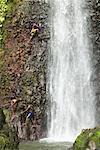 Waterfall At Louantuiu, Tanna, Vanuatu