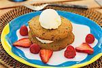 Cookies and Ice Cream Desert