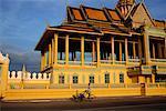 Bâtiment au Cambodge