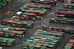 Port d'expédition, Seattle, Washington, USA