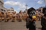 Dancers in Street Festival, Iloilo, Philippines
