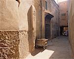 Narrow Alleyway, Marrakech, Morocco