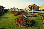 Chiang Kai-shek Memorial Park, Taipei, Taiwan