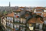 Sur les toits, Porto, Portugal