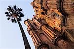 La Parroquia, San Miguel de Allende, Guanajuato, Mexique