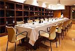 Table Set at Chiado Restaurant, Toronto, Ontario, Canada