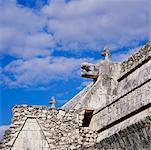 Maya-Ruinen, Chichen-Itza, Yucatan, Mexiko