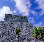 Mayan Ruins at Tulum, Mexico
