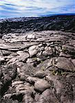 Lave, Hawaii Volcanoes National Park, Hawaii, USA