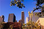 Skyline, Los Angeles, Californie, USA
