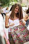 Teenager Shopping