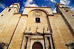 Cathedral of San Idelfonso, Merida, Yucatan, Mexico