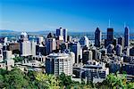 Cityscape, Montreal, Quebec, Canada