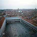 St Mark's Square, Venice, Italy