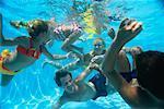 People Underwater