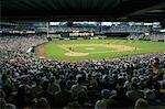 Baseball Spiel, Safeco Field, Seattle, Washington, USA