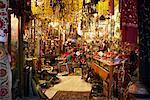 Kiosque au marché, Jérusalem, Israël