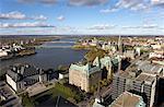 Supreme Court and Parliament of Canada, Ottawa, Ontario, Canada