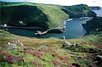 England, Cornwall, Boscastle