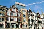 England, London, the City
