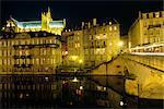 France, Lorraine, Metz, la cathédrale Saint Etienne
