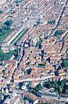 France, Lorraine, Nancy, aerial view