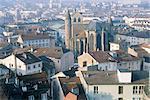 France, Lorraine, Epinal, basilica Saint Maurice