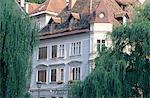 Slovenia, Lubiana, dwelling