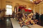 Russia, St Petersburg, Hermitage, coach of Catherine II