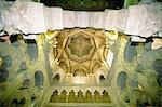 Espagne, Andalousie, Cordoue, oriental dôme de la mosquée-cathédrale