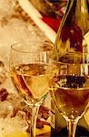 Espagne, Andalousie, Séville, vin blanc.