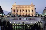 France, Paris, opera station