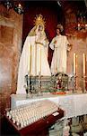 Espagne, Andalousie, Cadix, la cathédrale de Santa Cruz.