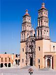 Church of Dolores Hidalgo, Guanajuato Province, Mexico