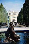 Schoenbrunn Palace, Vienna, Austria