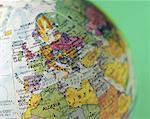 Europe et Afrique