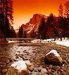 Yosemite National Park in California, U.S.A.