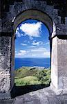 Torbogen, Brimstone Hill, St. Kitts
