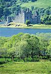 Kilchurn Castle, Lochawe, Scotland