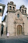 Kirche in Cuzco, Peru