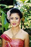 Beautiful Woman, Bangkok, Thailand
