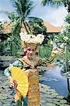 Legong Keraton Dancer, Bali, Indonesia
