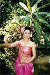 Dancer, Bangkok, Thailand