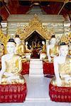 Yangon Shwedagon Pagoda, Myanmar