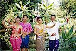 Dancers, Bangkok, Thailand