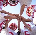 Caucus de l'équipe de football