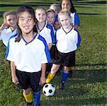 Équipe de Soccer féminine