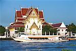 Chao Phraya River, Bangkok, Thailand