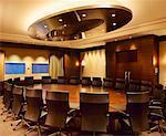 Boardroom, Intercontinental Hotel, Toronto, Ontario, Canada